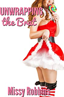 Unwrapping the Brat: A Taboo, Unprotected, First-Time Holiday Tale