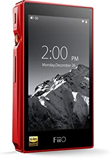 FiiO X5 3rd generation High resolution compatible portable audio player (RED)【Japan Domestic genuine products】