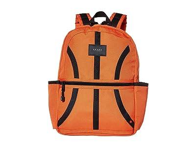 STATE Bags Kids Sports Kane (Little Kids/Big Kids) (Orange) Backpack Bags