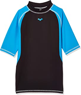 Arena-Ar1B146-58-Black,Turquoise-Tees And T-Shirts-Kids-12Y/13Y