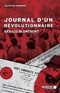 Journal d'un révolutionnaire (French Edition)