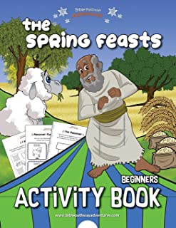 The Spring Feasts Beginners Activity Book (The Feasts)