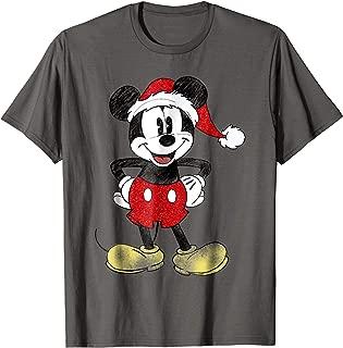 Christmas Mickey Mouse T-shirt