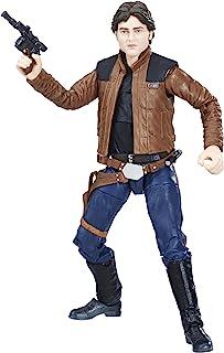 STAR WARS Figura Han Solo The Black Series, 6 Pulgadas