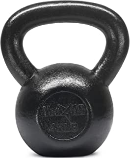 Yes4All Solid Cast Iron Kettlebell Weights Set – Great for Full Body Workout and Strength Training