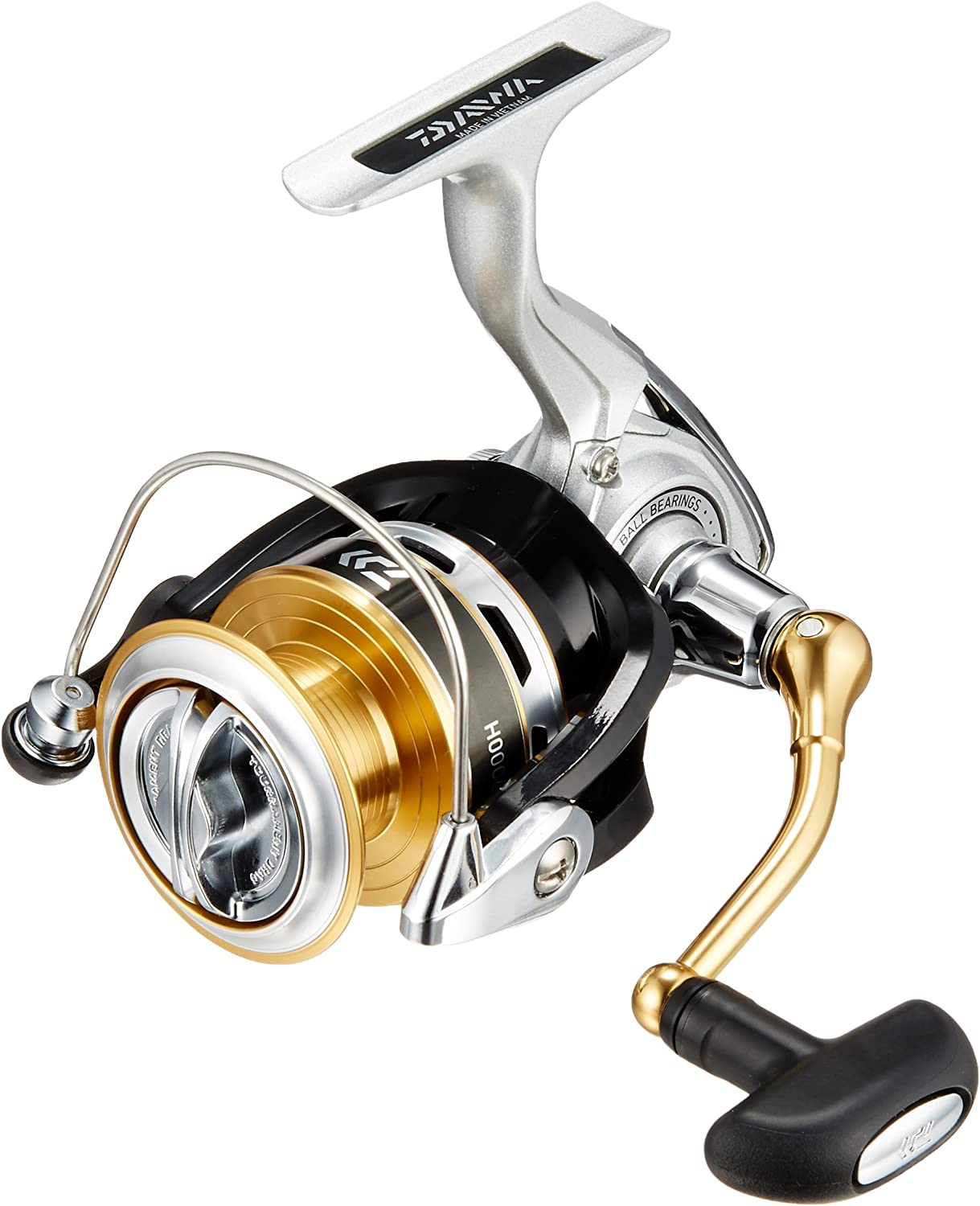 Daiwa Financial sales sale Max 52% OFF 16 CREST 3000H Reel Import Spinning Japan