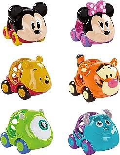 DISNEY BABY - 20-Go Grippers 6-pc Car Set