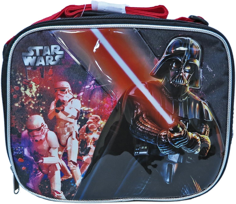 Lunch Bag – Star Wars – Darth Vader troppers Jungen Fall New 653736 B013VI94R2  | Fein Verarbeitet