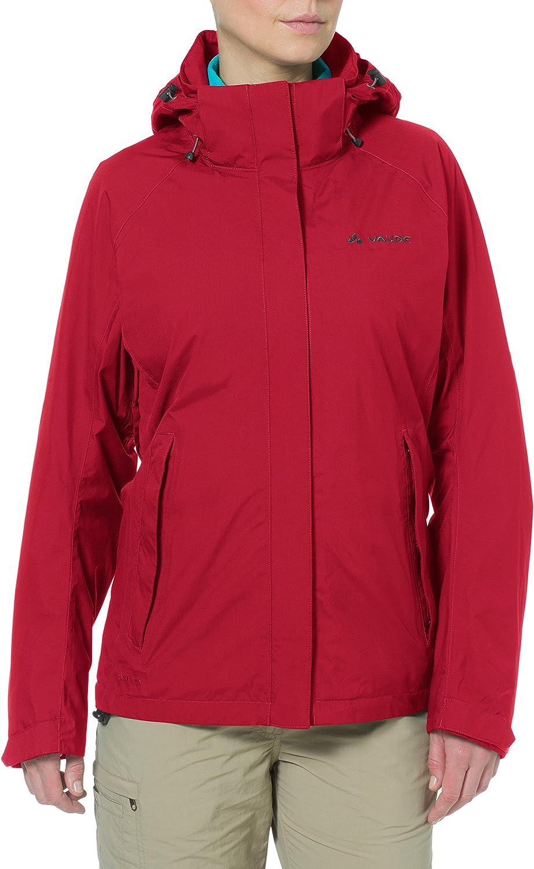 (36, Red)  VAUDE Women's Escape Pro Jacket Women's Jacket