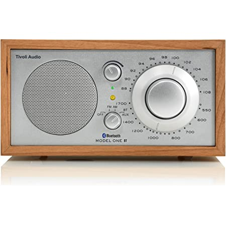 Tivoli Model One Bluetooth Ukw Mw Radio In Kirsche Silber Heimkino Tv Video