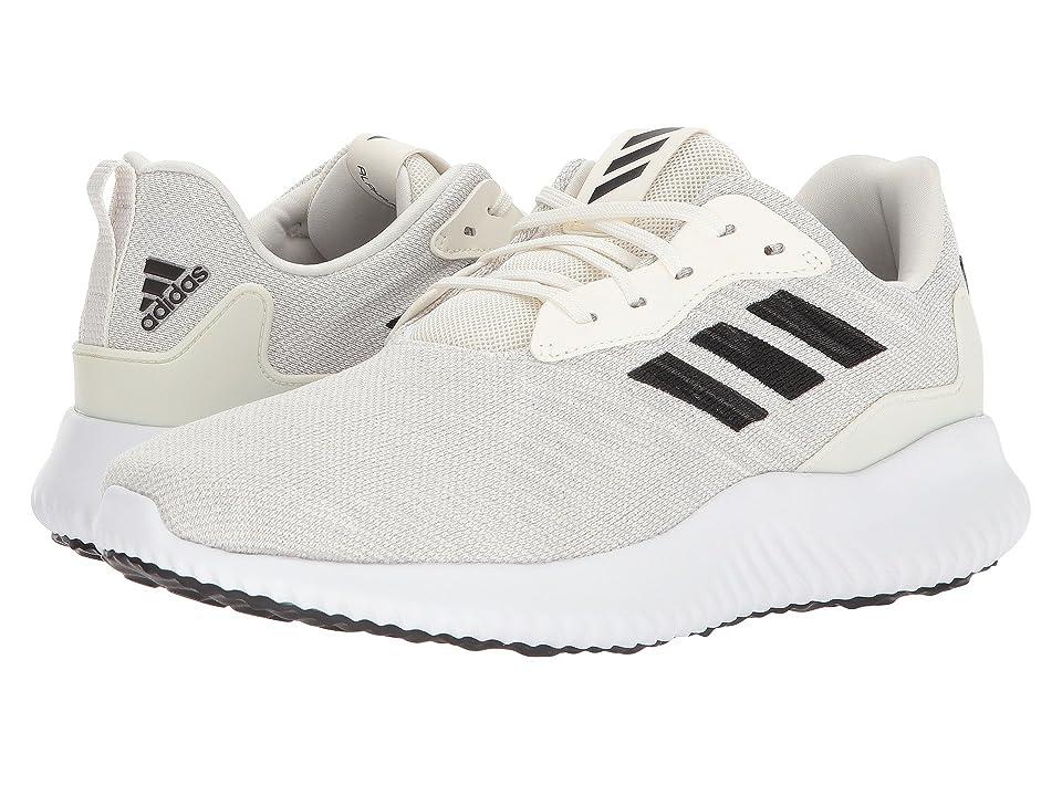 adidas Alphabounce RC (White/Black/White) Men