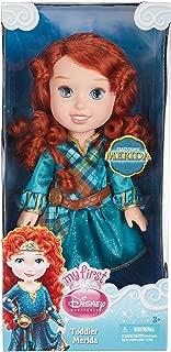 Disney My First Disney Princess Toddler Merida 13 Inch Doll