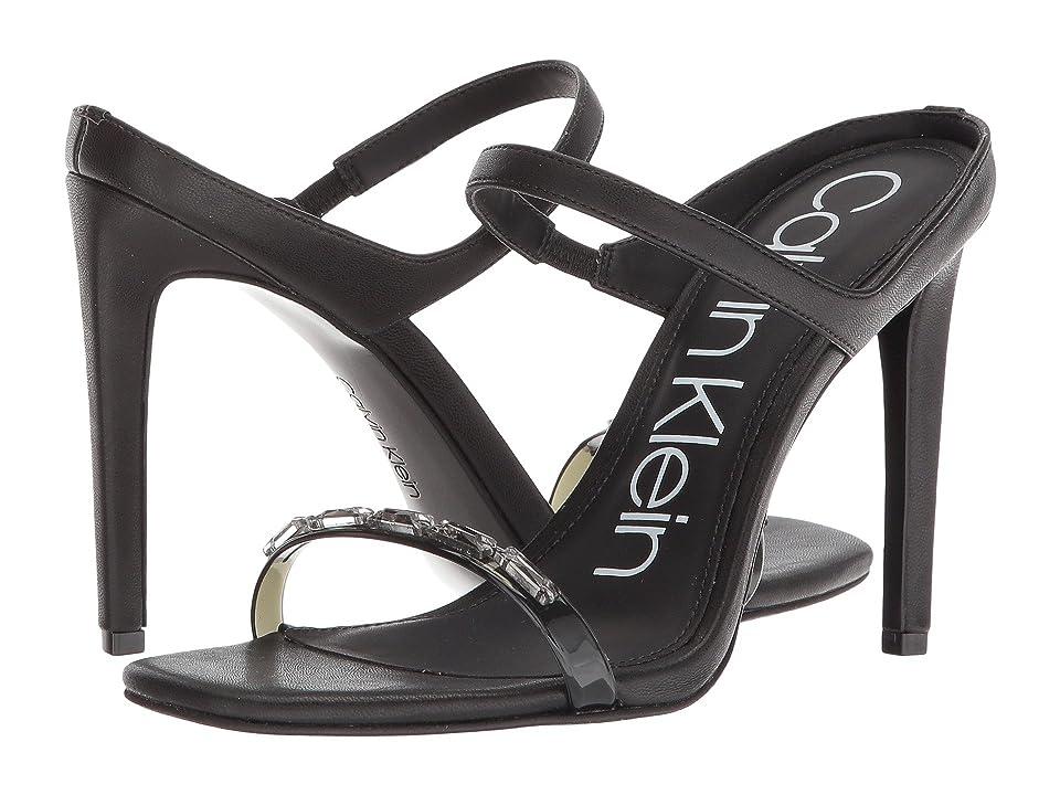 Calvin Klein Dala (Black/Black) High Heels