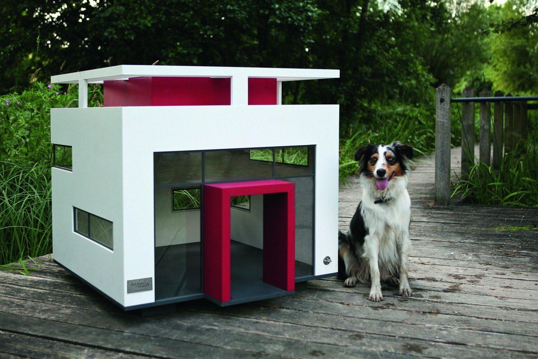Bauhaus Design Two Sizes Cubix Custom Made Best Friend S Home Promex Amazon De Pet Supplies
