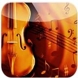 Violin Tuner / Stimmgerät für die Geige