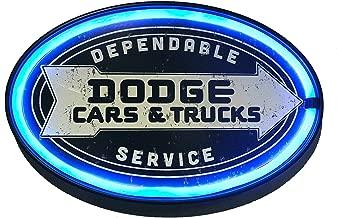 Best dodge neon sign Reviews