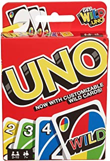 Mattel Games UNO: Classic Card Game, Multi