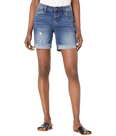 KUT from the Kloth Catherine Boyfriend Shorts in Concept Women