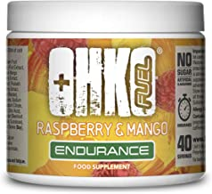 Endurance Energy Drink Supplement Powder Range of Delicious Flavours The Ultimate Gaming Supplements from OHKO Fuel Raspberry Mango Estimated Price : £ 22,49