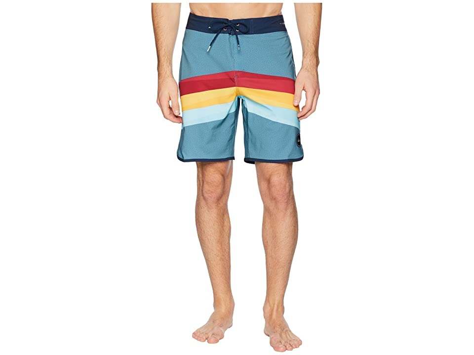 Quiksilver Highline Reverse 19 Boardshorts (Tapestry) Men