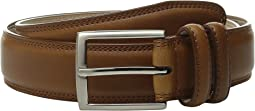35mm Smooth Leather Dress Belt