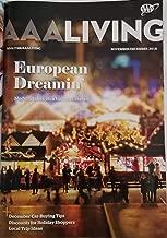 AAA Living Magazine - November December 2018 - European Dreamin'