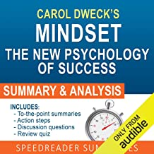 mindset the new psychology of success summary