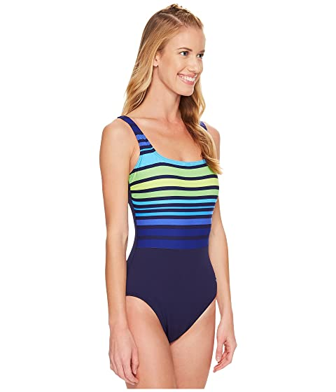 Stripe TYR Stripe Aqua Ombre TYR Controlfit Controlfit Aqua Ombre YqFEZ
