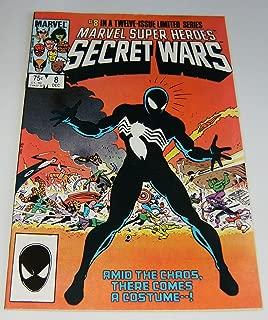 Best black spiderman secret wars Reviews