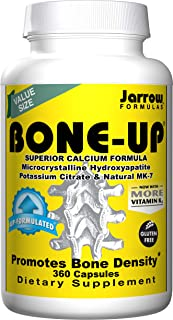 Jarrow Formulas - Bone-up, 360 ct (Pack of 4)