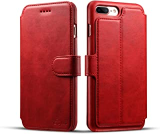 iPhone7 Plus,iPhone8 plus Mobile Phone Case-red