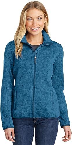 Port Authority femmes& 39;s chandail Fleece veste
