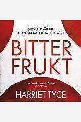 Bitter frukt Livres audio Audible