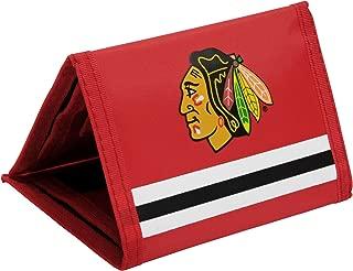 NHL Chicago Blackhawks Trifold Nylon Wallet
