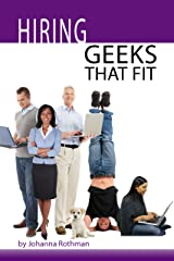 Hiring Geeks That Fit Kindle Edition