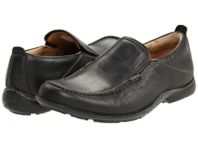 Hush Puppies GT (Black Leather) Men