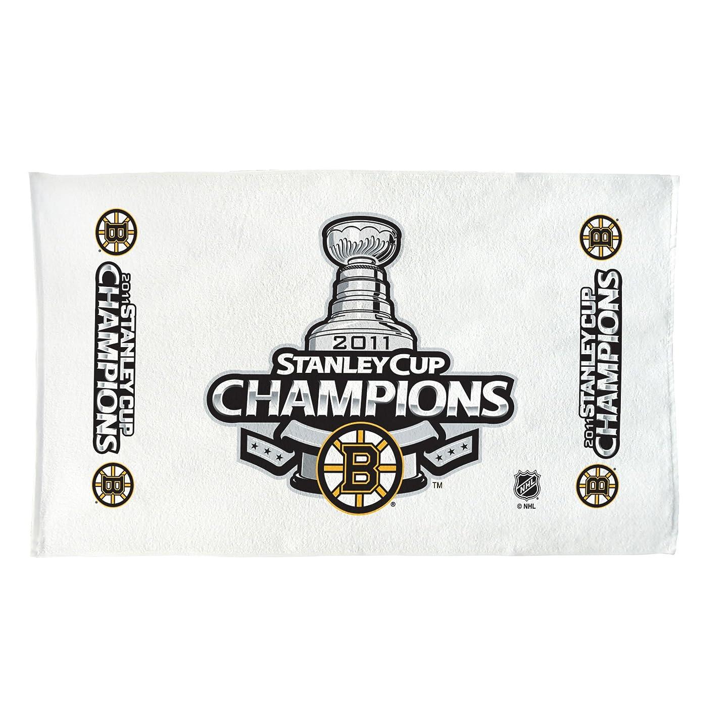 開梱統合する誘惑NHL 2011?Stanley Cup Champions Locker Roomタオル