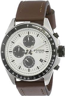 db5b7d820 Fossil Chronograph White Dial Men's Watch - CH2882