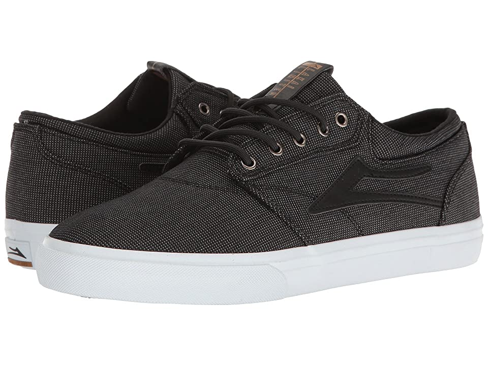 Lakai Griffin (Black Textile) Men