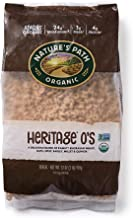 Nature's Path Heritage O's Cereal, Healthy, Organic, Low-Sugar, 32 Ounce Bag (Pack of 6)