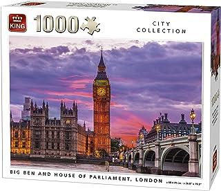 Puzzle 1000 pièces - Londres