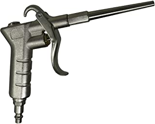 Garage Ready Air Blow Gun - Professional Series with Variable Air Flow Trigger - Heavy Duty 4 Inch Nozzle and 1/4