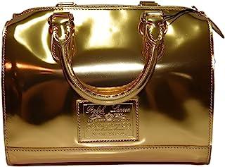 0fae2ca9 Ralph Lauren Polo Collection Proprietor - Bolso de piel para mujer, color  dorado