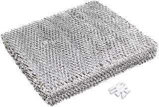 LifeSupplyUSA Replacement Evaporator Pad Filter with Wick Compatible with Skuttle A04-1725-052 Model 2000 White-Rodgers, G...