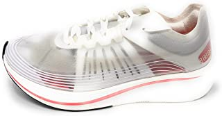 a8a9157edf9e0 NIKE Women s Zoom Fly SP White Sail Bright Crimson AJ8229 106