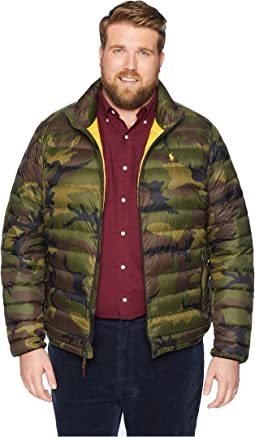 Big & Tall Lightweight Packable Jacket