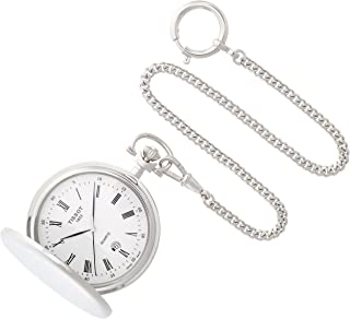 unisex-adult Savonnettes quartz Stainless Steel Specialities Silver T83655313
