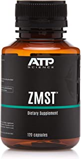 ZMST Zinc & Magnesium Supplement Tablets, Anti Inflammatory, Immune System & Vitamins Support for Adults, Zinc 2.5mg & Mag...