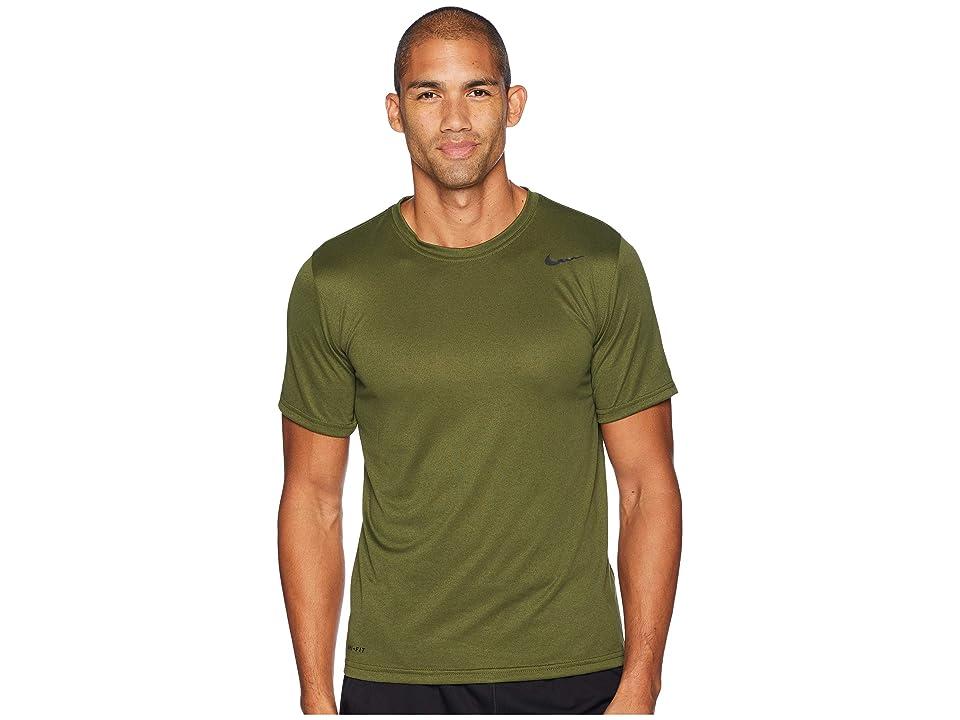 Nike Legend 2.0 Short Sleeve Tee (Olive Canvas) Men