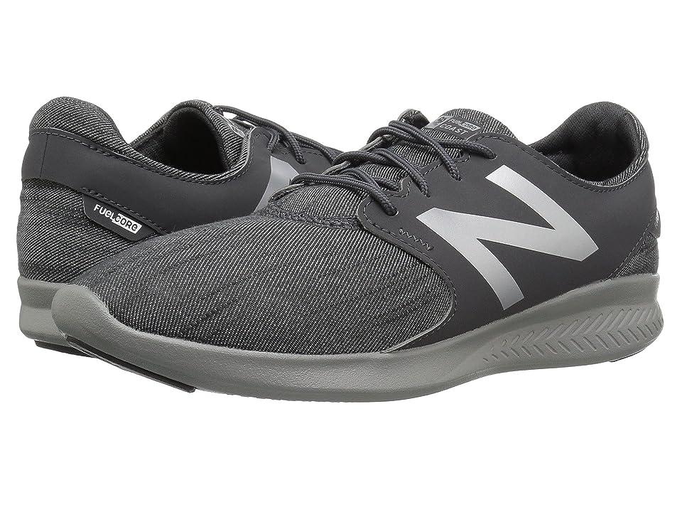 New Balance Kids KJCSTv3Y (Little Kid/Big Kid) (Grey/Metallic) Boys Shoes